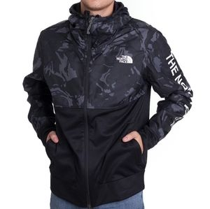 Men The North Face TNL Ovly Jacket Black